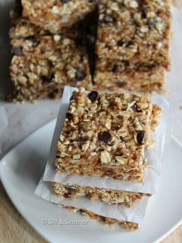 Chocolate Peanut Butter Crunch Clif Bar | Sift & Simmer