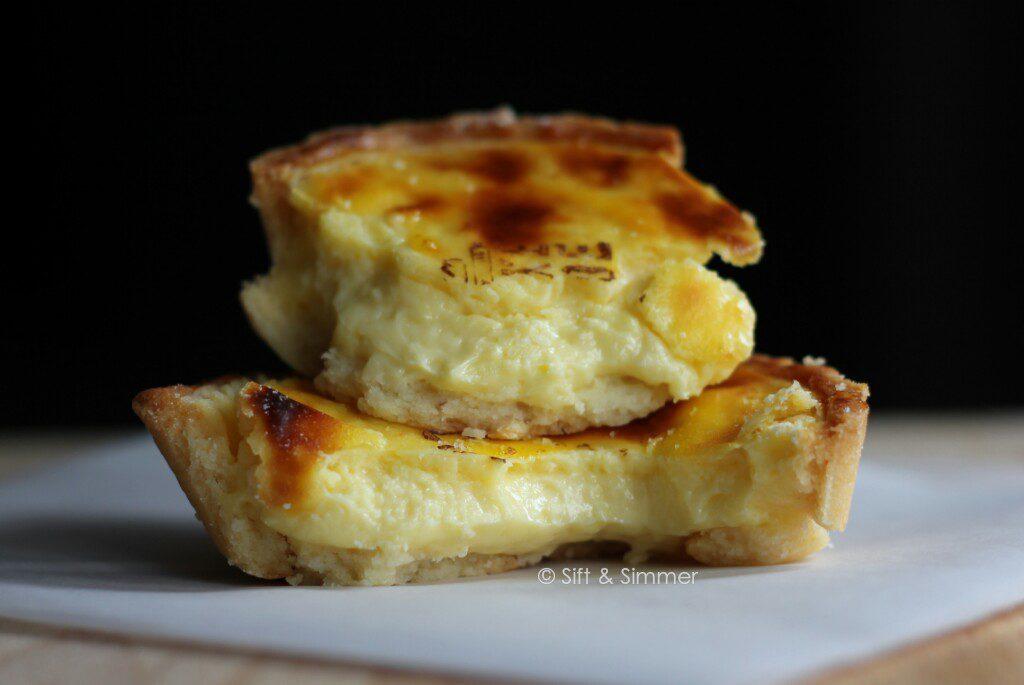 Cheese Tart from Bake Code.
