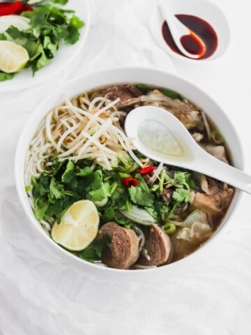 Instant Pot Beef Pho5 | Sift & Simmer