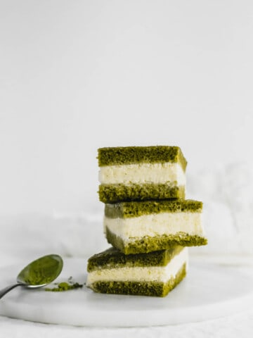 Matcha Ice Cream Sandwiches1 | Sift & Simmer