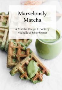 Marvelously Matcha1