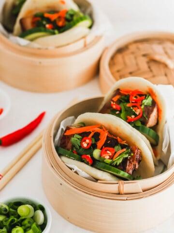 Taiwanese Gua Bao4   Sift & Simmer